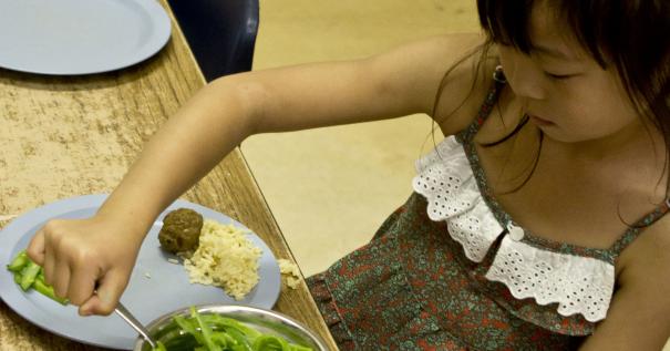 Mealtime Mentoring Slide