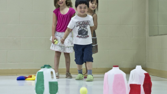 Bowling with Healthy Start