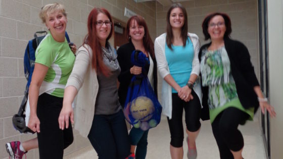 Healthy Start Team Learns About Physical Literacy