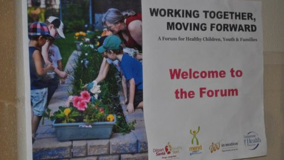 Working Together, Moving Forward Forum Follow-up