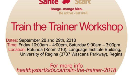 Train the Trainer 2018