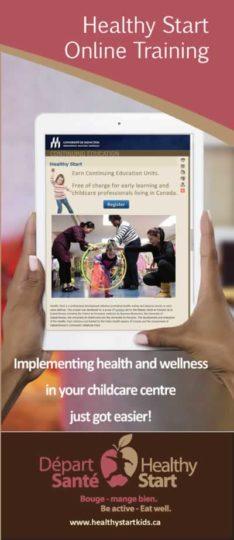 Leaflet - Healthy Start Online Training